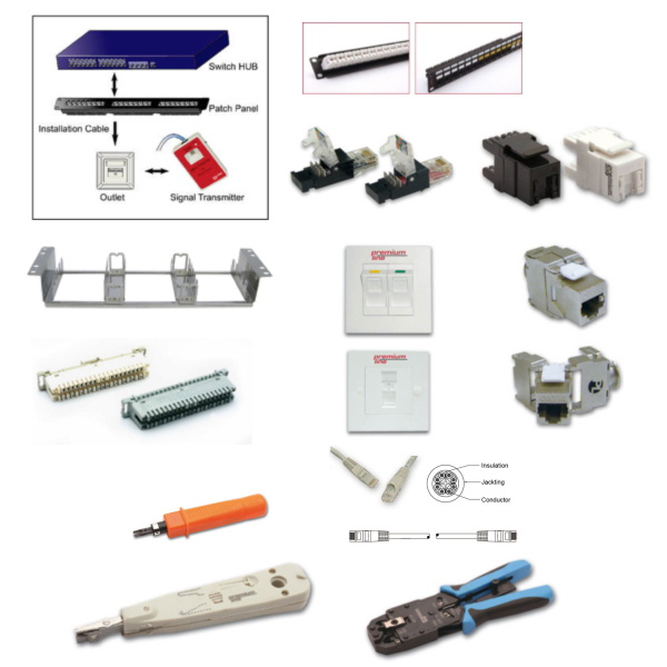 Cabling Solution Accessories